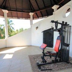 Отель Negombo Village фитнесс-зал фото 3