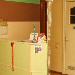 Olive Hostel удобства в номере
