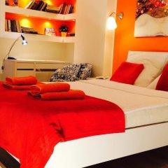 Апартаменты Vivacity Warsaw Apartments комната для гостей фото 5