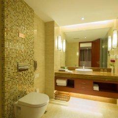 AVIC Hotel Beijing 4* Стандартный номер с различными типами кроватей фото 3
