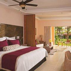 Отель Secrets Royal Beach Punta Cana 4* Полулюкс с двуспальной кроватью фото 4