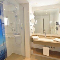 Отель Carat Golf & Sporthotel 4* Номер Комфорт с различными типами кроватей фото 7