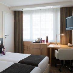 Отель Crowne Plaza Zürich 4* Стандартный номер фото 2