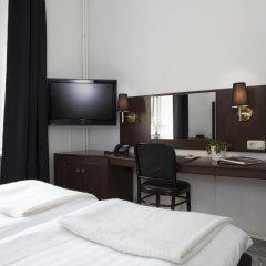 Отель Hotell Onyxen 3* Стандартный номер с двуспальной кроватью фото 6