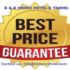 B & B Hanoi Hotel & Travel фото 4