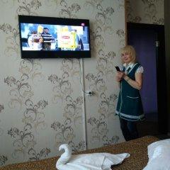 Гостиница Успенская Тамбов 3* Люкс с различными типами кроватей фото 15