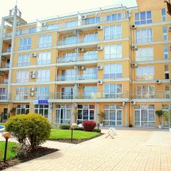 Апартаменты Flores Park Apartments Солнечный берег балкон