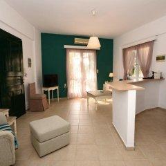 Pela Mare Hotel 4* Улучшенные апартаменты с различными типами кроватей фото 7