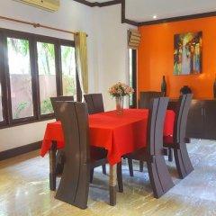 Отель Baan Khao Hua Jook 3* Вилла Делюкс с различными типами кроватей фото 8
