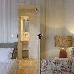 Отель Lugares Com Historia Коттедж разные типы кроватей фото 9
