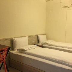 Backpackers Hostel-Ximending branch Стандартный номер с 2 отдельными кроватями