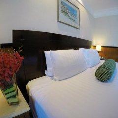 Boulevard Hotel Bangkok 4* Стандартный номер с различными типами кроватей фото 3