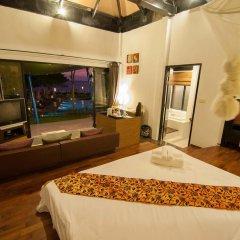 Отель La Laanta Hideaway Resort 3* Номер Делюкс с различными типами кроватей фото 7
