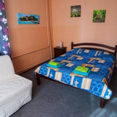 Мини-гостиница Авиамоторная 2* Номер Комфорт с различными типами кроватей фото 15