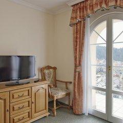 Отель Pension Villa Rosa 3* Люкс с различными типами кроватей фото 2