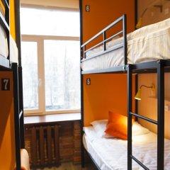Хостел Портал Стандартный номер с двуспальной кроватью (общая ванная комната) фото 7