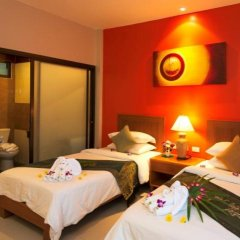 Отель Kata Noi Resort 3* Улучшенный номер с двуспальной кроватью фото 10