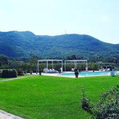 Отель Il Casale di Riardo B&B Сан-Никола-ла-Страда приотельная территория