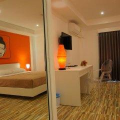 Отель Lotus-Bar комната для гостей фото 3