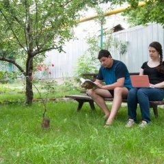 Almaty Backpackers Hostel фитнесс-зал