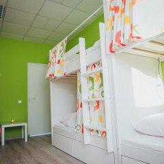 Hostel For You Кровать в общем номере с двухъярусной кроватью фото 6