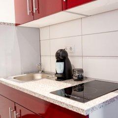 Апартаменты Hentschels Apartments Апартаменты с различными типами кроватей фото 7