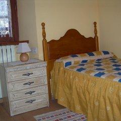 Отель Alojamiento Rural Ostau Era Nheuada комната для гостей фото 3