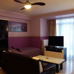 Отель Aparthotel Résidence Bara Midi 3* Улучшенные апартаменты с различными типами кроватей фото 8