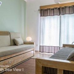 Отель Akisol Monte Gordo Ocean Монте-Горду комната для гостей фото 4