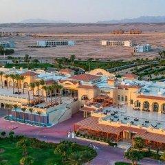 Отель Cleopatra Luxury Resort Makadi Bay 5* Стандартный номер с различными типами кроватей фото 9