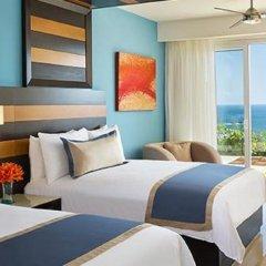 Отель Secrets Huatulco Resort & Spa 4* Полулюкс с двуспальной кроватью фото 5