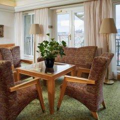 Hotel International Prague 4* Стандартный номер с различными типами кроватей фото 5