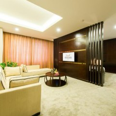 Muong Thanh Hanoi Centre Hotel 3* Представительский люкс с различными типами кроватей фото 2