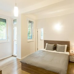 Апартаменты Solunska Apartment комната для гостей фото 2