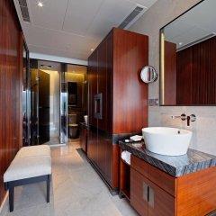 Отель Jinling Resort Tianquan Lake 5* Номер Делюкс с различными типами кроватей