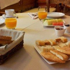 Отель Posada La Pastora Ункастильо питание