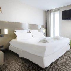 Отель Libertel Austerlitz Jardin des Plantes 3* Семейный номер с двуспальной кроватью