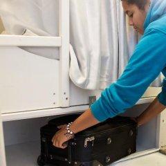 Отель Backpackers Goteborg Кровать в мужском общем номере с двухъярусной кроватью фото 4