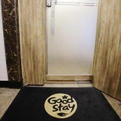 Отель K-Pop Residence Myeong Dong сейф в номере