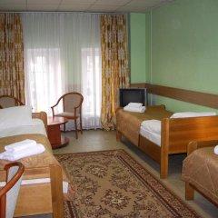 Гостиница ГородОтель на Белорусском 2* Стандартный номер с различными типами кроватей (общая ванная комната)