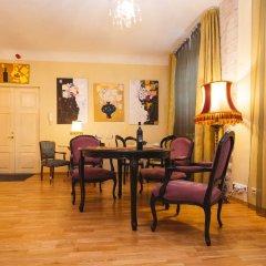 Отель Pikk 49 Residence 5* Представительский люкс с различными типами кроватей фото 10