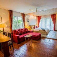 Отель Casa Villa Independence 3* Люкс с различными типами кроватей фото 10
