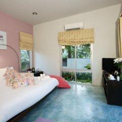 Foresta Boutique Resort & Hotel 3* Стандартный номер с различными типами кроватей фото 6