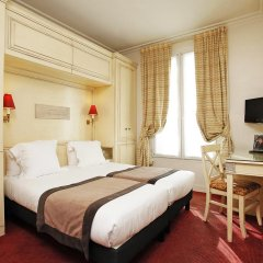 Hotel Montparnasse Daguerre комната для гостей