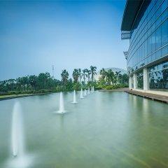 Отель Xiamen International Conference Hotel Китай, Сямынь - отзывы, цены и фото номеров - забронировать отель Xiamen International Conference Hotel онлайн бассейн фото 3