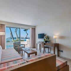 Отель Aparthotel Ponent Mar Улучшенные апартаменты с двуспальной кроватью фото 5