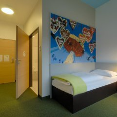 B&b Hotel München City-west Мюнхен комната для гостей