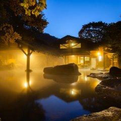 Отель Yamabiko Ryokan Минамиогуни приотельная территория фото 2