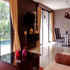 Отель Charming Pool Villa комната для гостей фото 2