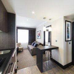 Отель The Westbourne Hyde Park 4* Люкс повышенной комфортности с различными типами кроватей фото 5